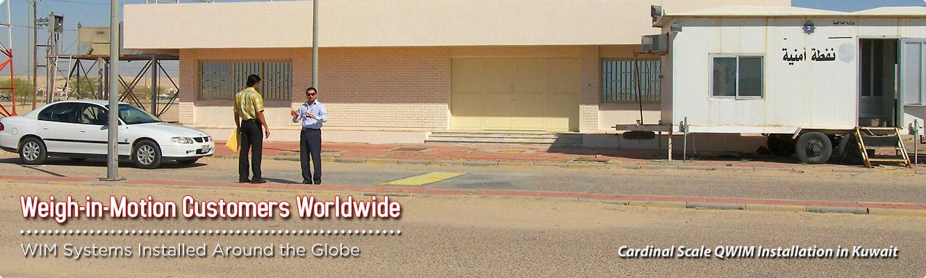 Kuwait-QWIM-Installation